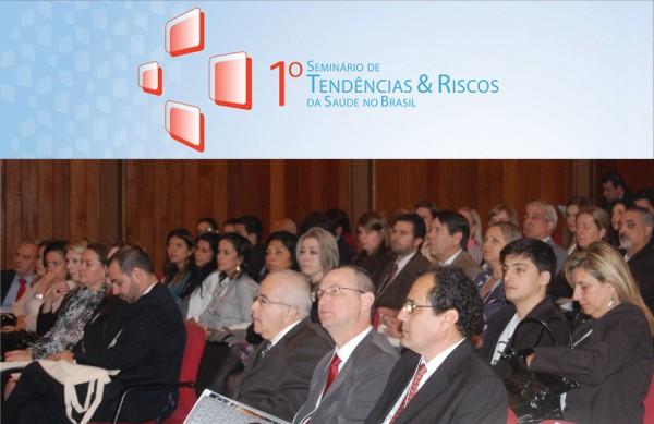 Tendencias e riscos na Saúde reúne especialistas em Porto Alegre