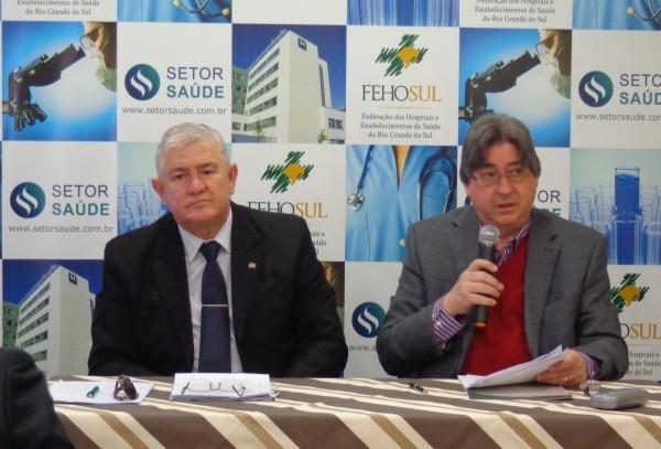 Jairo Tessari e Allgayer