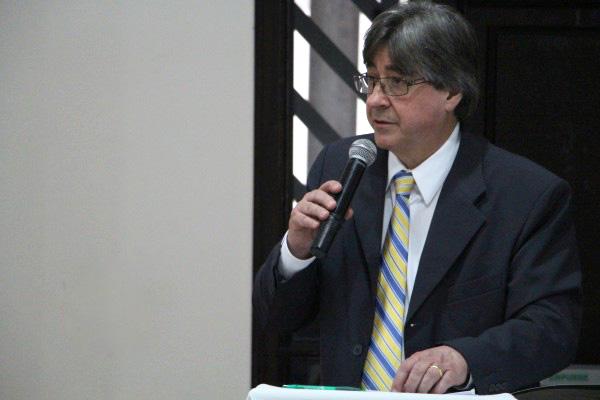 Cláudio Allgayer, presidente da FEHOSUL