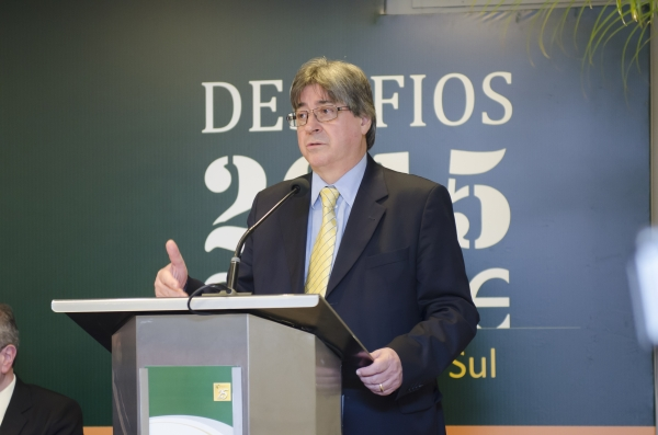 Cláudio Allgayer, presidente FEHOSUL