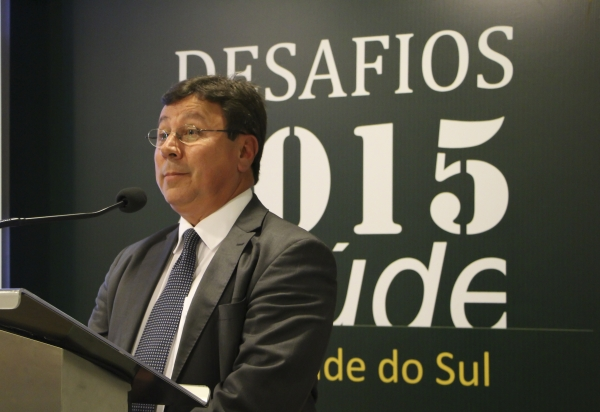 José Parode, indicado para a presidência do Ipergs
