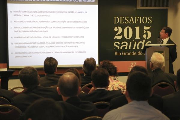 Parode apresenta metas e objetivos para enfrentar os desafios do Ipergs/Ipe-Saúde
