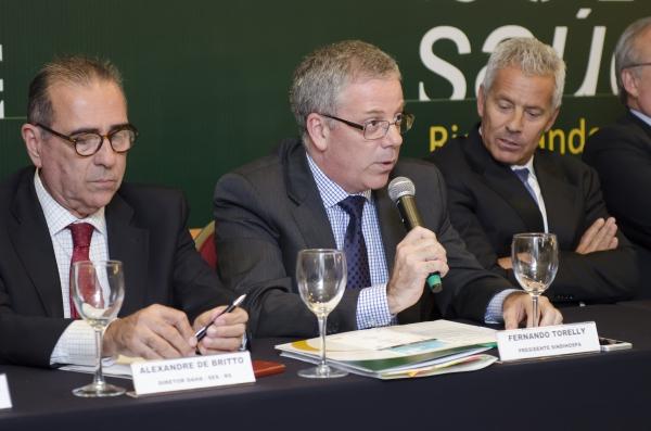 Fernando Torelly, presidente Sindihospa