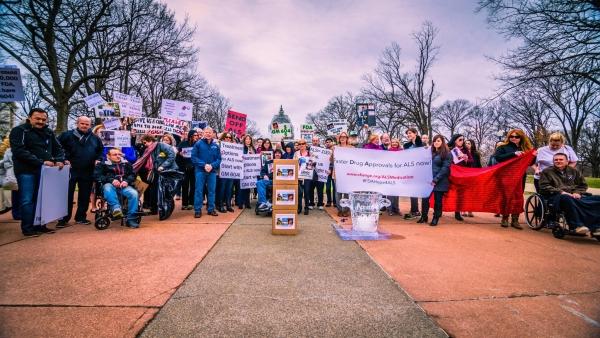 Manifestação recente na capital americana, Washington