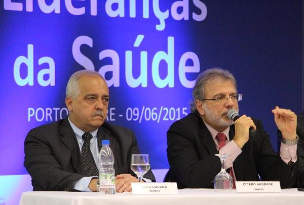 Cícero Andrade (FENAESS)