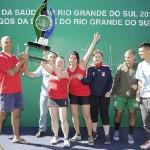 Hospital Militar sagra-se campeão geral da 10ª edição dos Jogos da saúde 2015