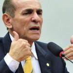 O deputado Marcelo Castro (PMDB-PI) foi eleito relator da comissão especial que vai analisar a proposta de reforma política, PEC 352/13 (Luis Macedo/Câmara dos Deputados)