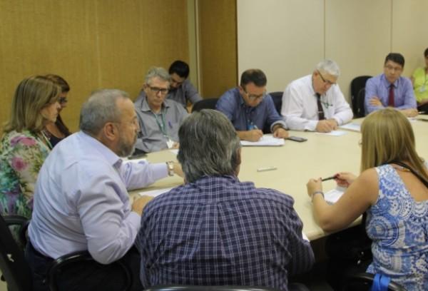 Secretaria da Saúde inicia discussão sobre critérios de incentivos aos prestadores