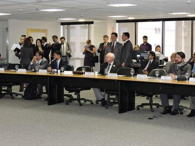 Reunião da OAB