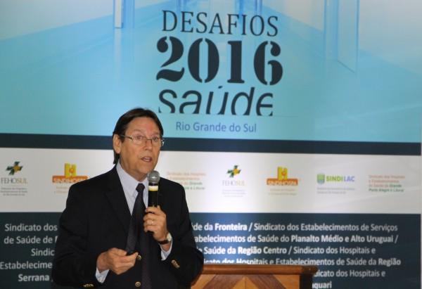 Flávio Borges fala sobre as preocupações dos prestadores, como PRM e crise econômica do Estado