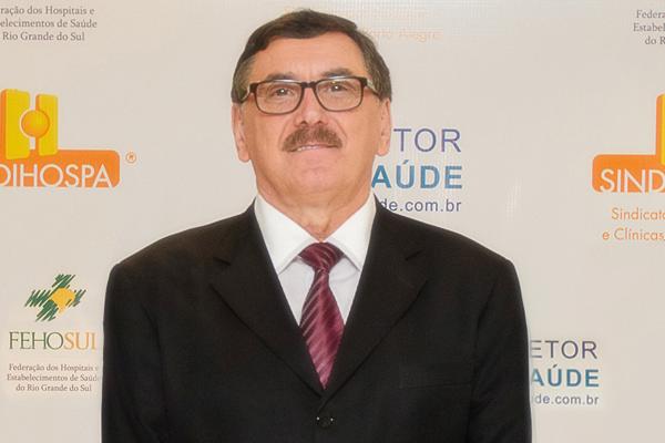 Odacir Vicente Binotto Rossato, Superintendente Administrativo do HED