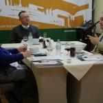 Novo presidente do Sindihospa, Henri Siegert Chazan, visita a Fehosul