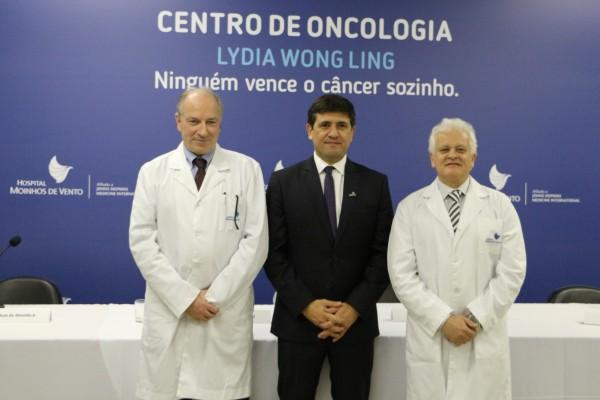 Hospital Moinhos inaugura Centro de Oncologia de referência mundial