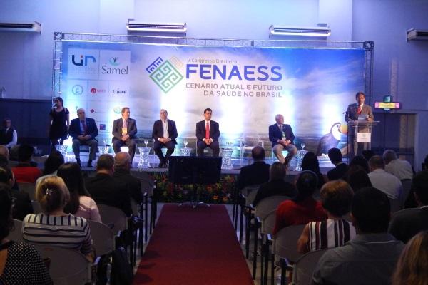 Presidente da CNS defende soluções conjuntas para o SUS