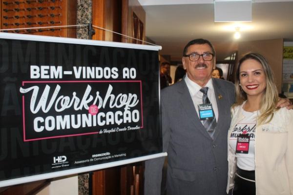 Hospital Ernesto Dornelles promove I Workshop de Comunicação