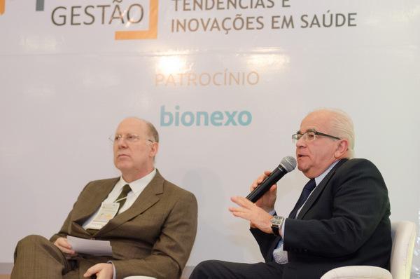 Matteo Baldisserotto e Alceu Alves da Silva