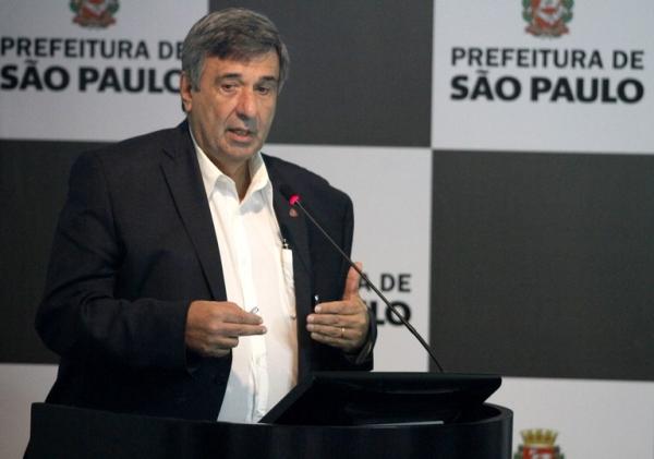 Secretário Municipal da Saúde de São Paulo, Wilson Pollara
