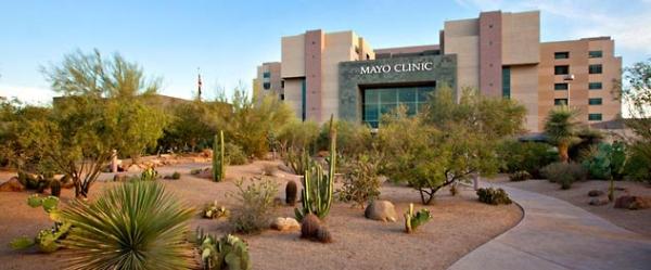 Sede da Mayo no Arizona