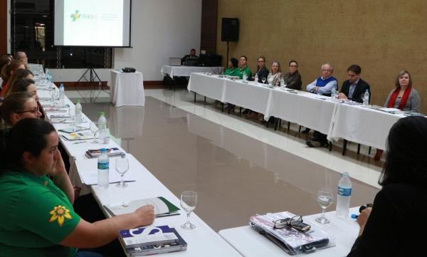 Santa Maria recebeu edição do Roteiros da Saúde, com palestras e encaminhamento de demandas