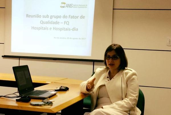 Ana Paula Cavalcante (ANS)