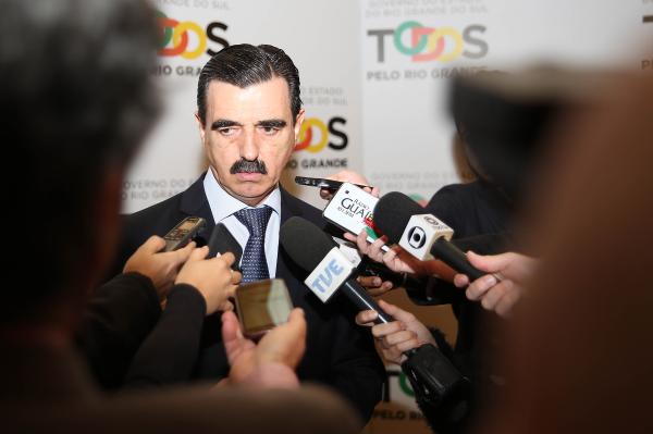 Otomar Vivian, atual presidente do IPERGS