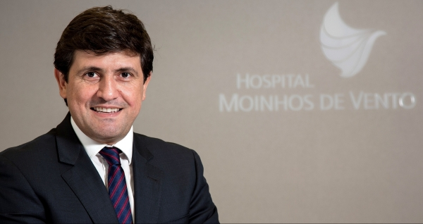 Mohamed Parrini, Superintendente Executivo do Hospital Moinhos de Vento
