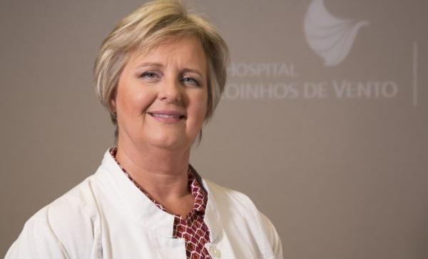 Vania Röhsig, Superintendente Assistencial do Hospital Moinhos de Vento