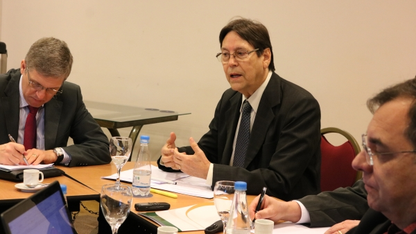 Flávio Borges, Diretor Executivo da FEHOSUL