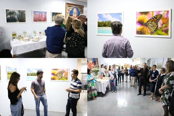 The Foundation for Photo/Art in Hospitals, no Hospital Banco de Olhos