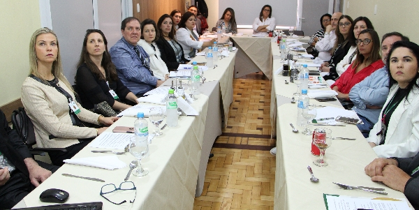 Encontro ocorreu em Porto Alegre, na sede da entidade patronal FEHOSUL