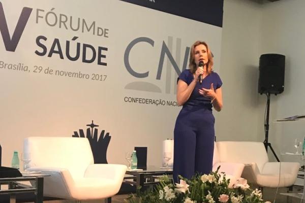 Denise Barbosa da GloboNews