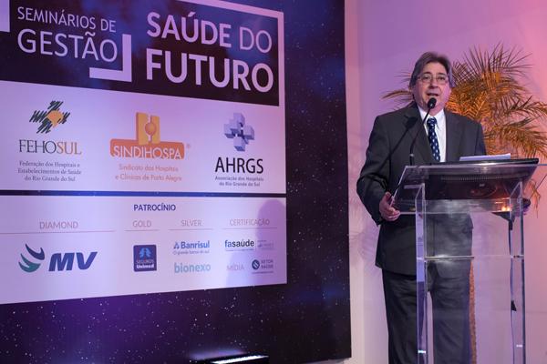A Saúde do Futuro reúne 200 participantes em Porto Alegre
