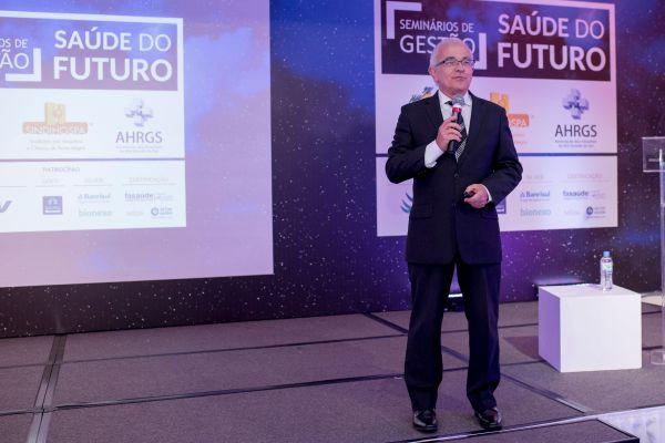 Vice presidente da MV, Alceu Alves da Silva