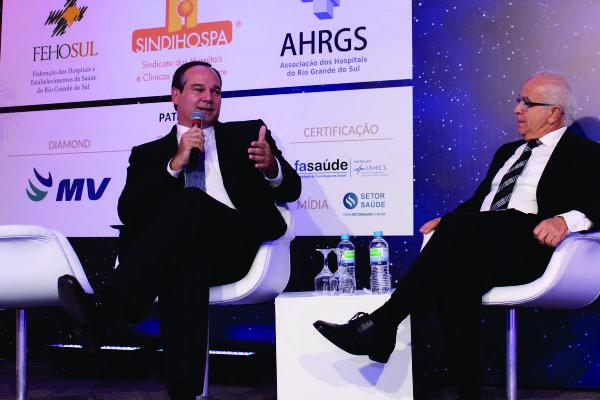 Paulo Hoff e Alceu Alves da Silva