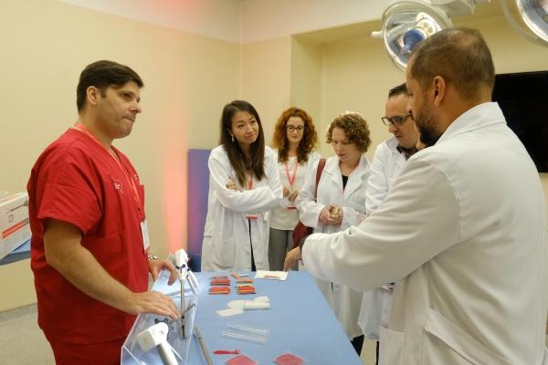 Soluções da Johnson & Johnson Medical Devices foram apresentadas