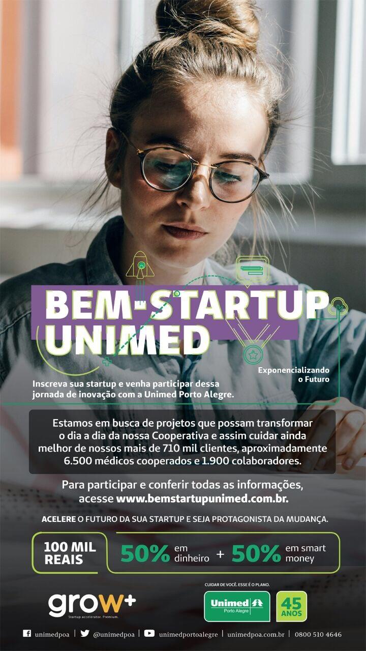 Bem-Startup Unimed