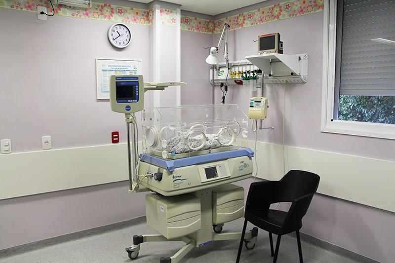 Leito da Unidade Neonatal