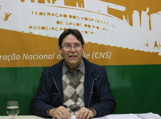 Dr. Flávio Borges Diretor Executivo FEHOSUL