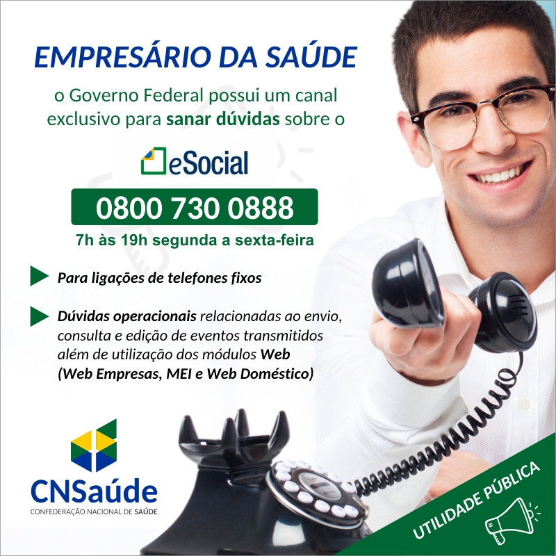 Utilidade_Publica_Esocial_CNSaude_Ajuste