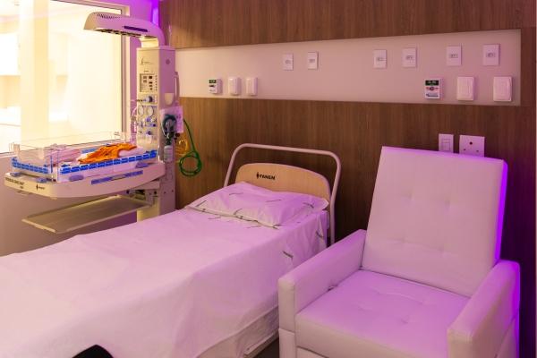Hospital São Roque de Carlos Barbosa inaugura novo Centro Obstétrico