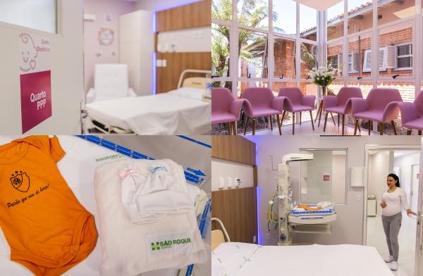 Hospital São Roque de Carlos Barbosa inaugura novo Centro Obstétrico_Estrutura