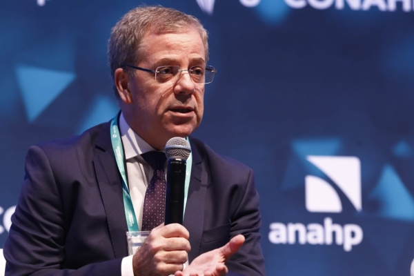 Fernando Torelly Diretor Executivo do Hospital Sírio-Libanês e Conselheiro da Anahp