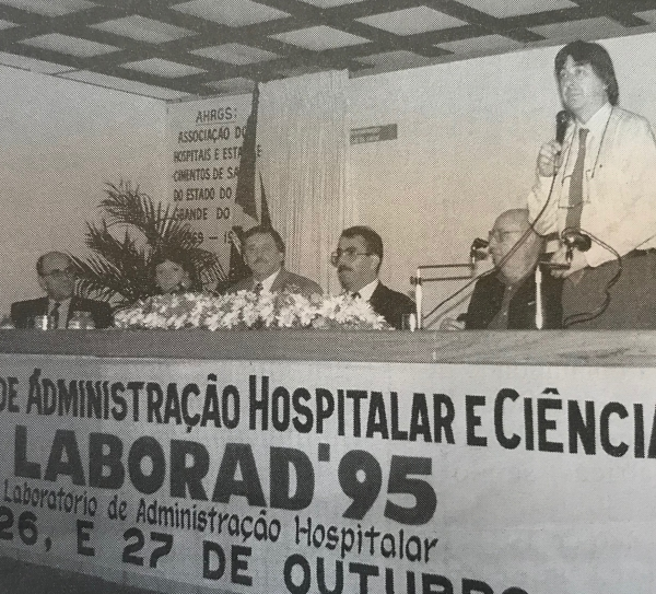 Laborad no ano de 1995