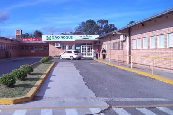 Hospital São Roque . Carlos Barbosa
