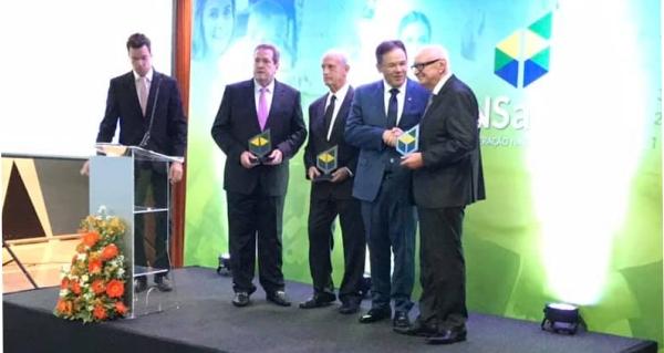 José Carlos Abrahão, Renato Merolli, Breno Monteiro e Tércio Kasten