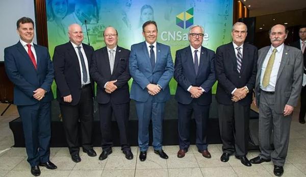 Vice-Presidentes da CNSaude