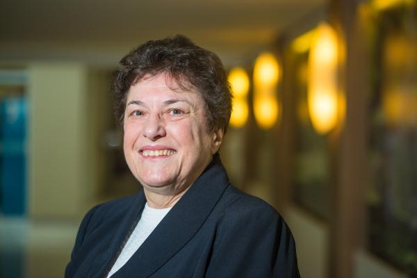 Irmã Lucia Boniatti, presidente do Hospital Mãe de Deus