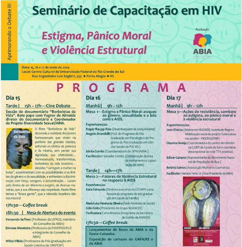 Capacitação HIV
