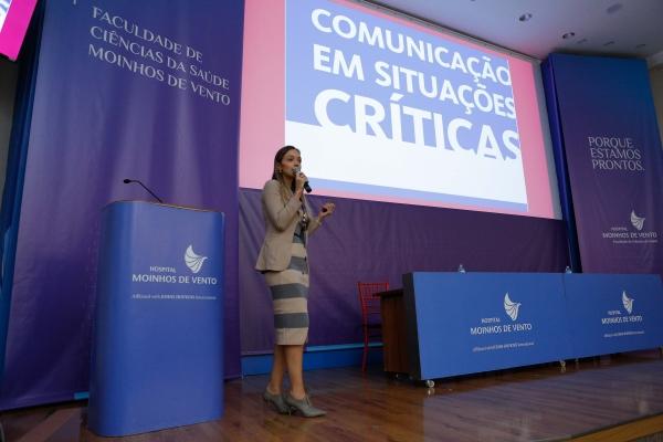 """""""Gerenciamento do Cuidado: Conhecimento, Prática e Resultado"""" foi o tema do encontro."""