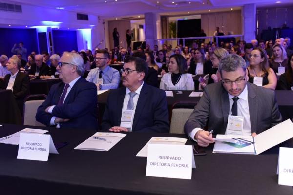 Pedro Westphalen, Odacir Rossato e Fernando Pedroso